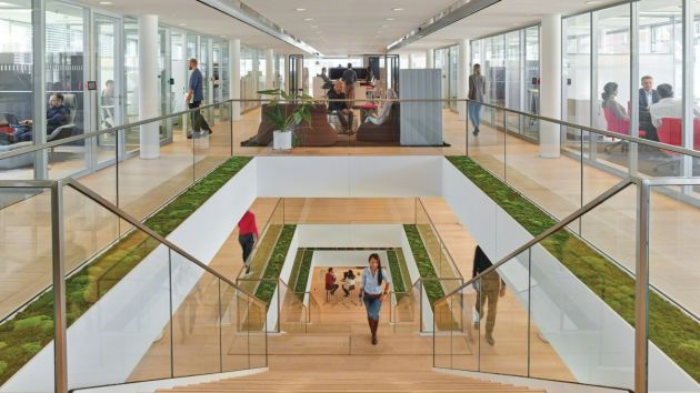 Steelcase - Learning and Innovation Center